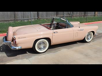 1956 Ford Thunderbird Hardtop and Tonneau Cover - Photo 35 - , TX 77041