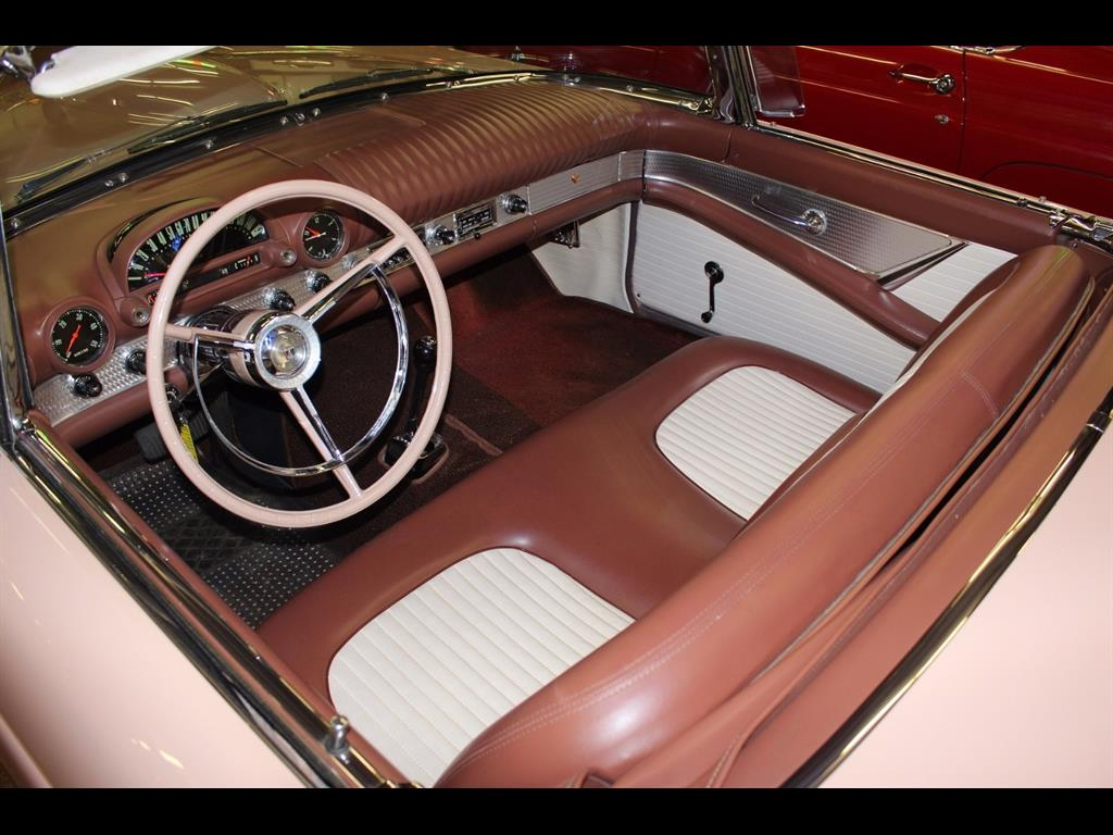 1956 Ford Thunderbird Hardtop and Tonneau Cover - Photo 26 - , TX 77041