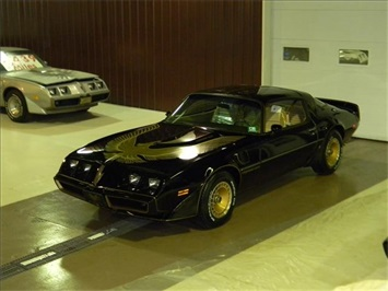 1981 Pontiac Trans Am SE Turbo Coupe