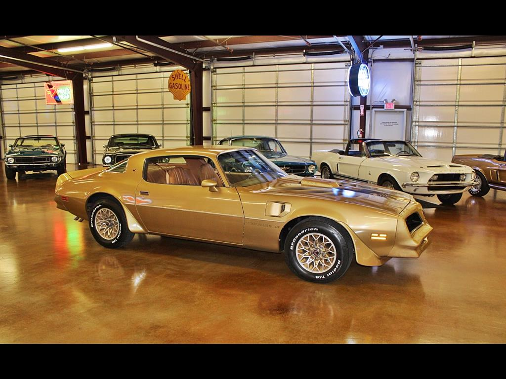 1978 Pontiac Trans Am W-72 - Photo 7 - , TX 77041