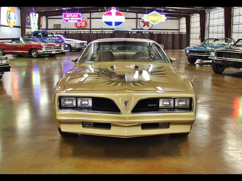 1978 Pontiac Trans Am W-72 - Photo 10 - , TX 77041