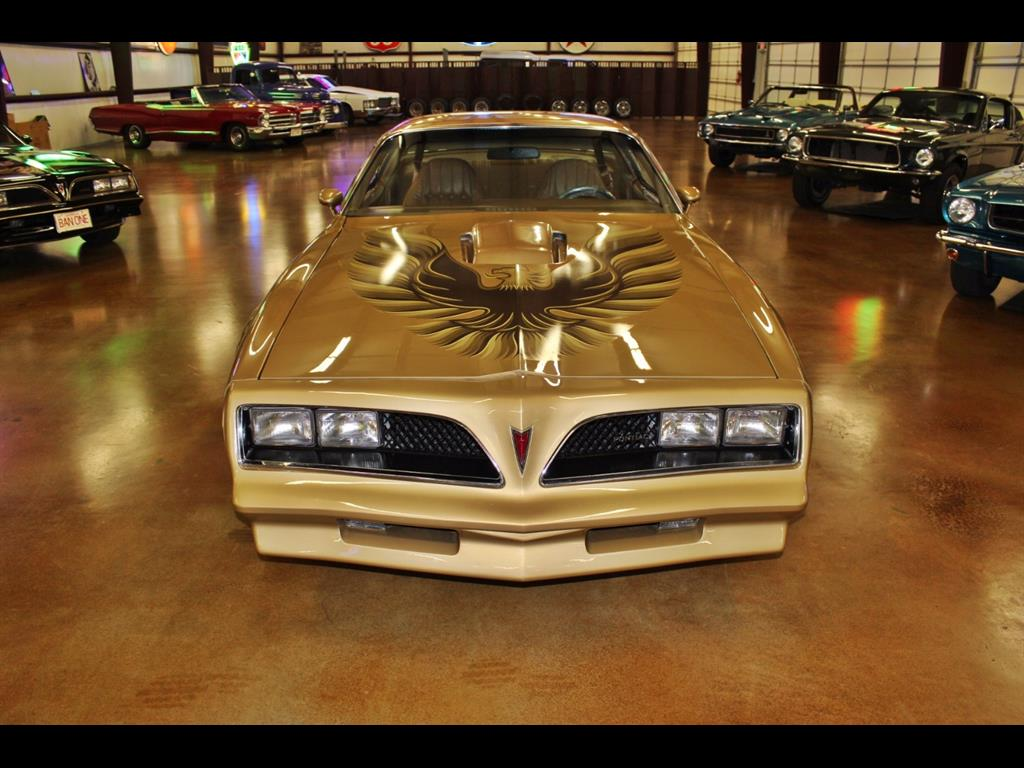 1978 Pontiac Trans Am W-72 - Photo 9 - , TX 77041