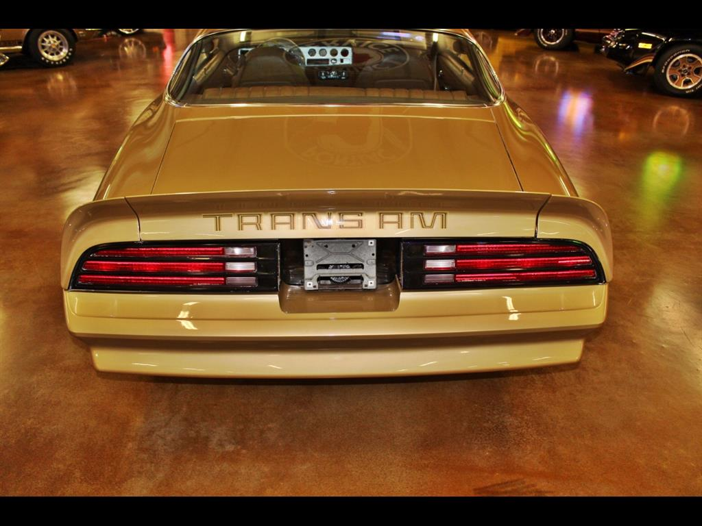 1978 Pontiac Trans Am W-72 - Photo 4 - , TX 77041