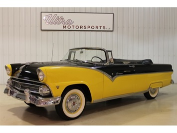 1955 Ford Fairlane Sunliner Convertible Convertible