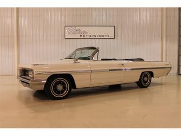 1962 Pontiac Bonneville Convertible - Photo 7 - Fort Wayne, IN 46804