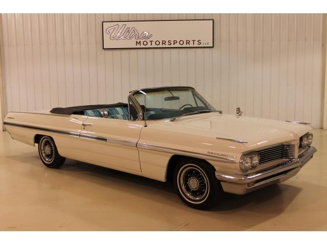 1962 Pontiac Bonneville Convertible - Photo 1 - Fort Wayne, IN 46804