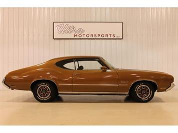 1972 Olds Cutlass S Coupe