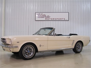 1965 Ford Mustang GT Convertible Convertible