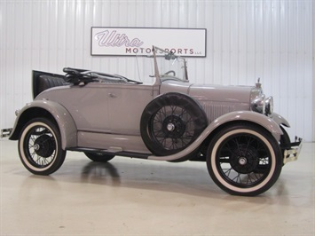 1928 Ford Model A Convertible