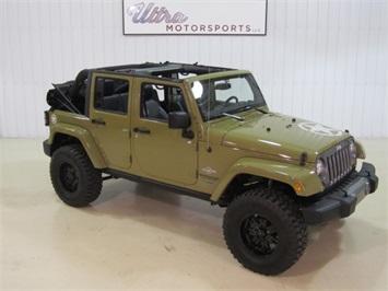 2013 Jeep Wrangler Unlimited Oscar Mike SUV
