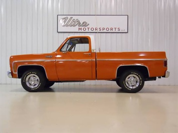 1973 Chevrolet C10 Truck