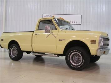 1972 Chevrolet C-10 Pickup Truck