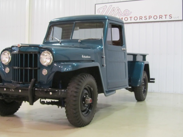 8 Door Truck >> Ultra Motorsports LLC - Photos for 1955 Willys Pickup