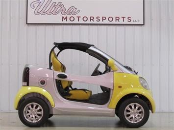 2009 Kandi Coco Electric Car KD08E Convertible