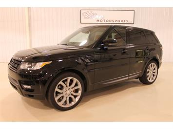 2014 Land Rover Range Rover Sport Supercharged SUV