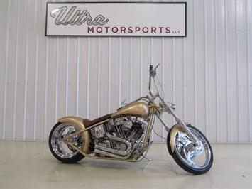 2004 Custom Motorcycle Motorcycle