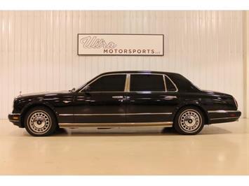 2001 Rolls-Royce Silver Seraph Park Ward Sedan