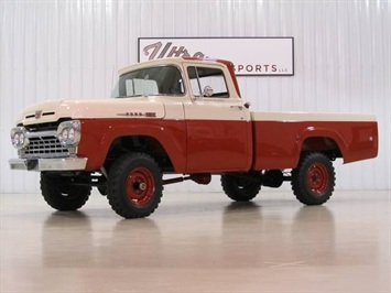 1960 Ford F-250 Truck