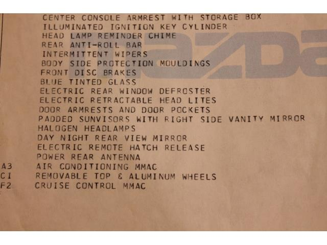1981 Mazda RX-7 GS - Photo 57 - Fort Wayne, IN 46804