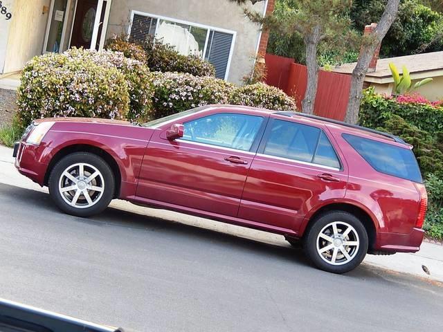 Cadillac Srx San Diego >> 2004 Cadillac SRX