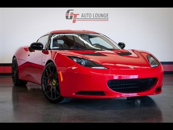 2012 Lotus Evora S Supercharged Coupe