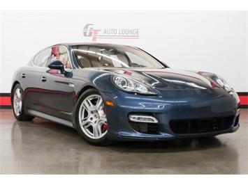 2010 Porsche Panamera Turbo Sedan