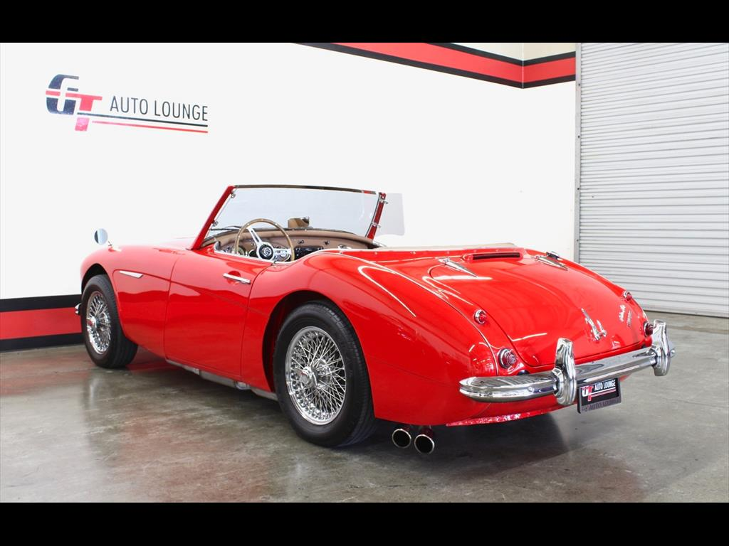 1962 Austin Healey 3000 BT7 - Photo 6 - Rancho Cordova, CA 95742