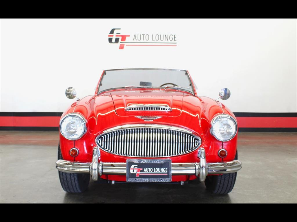 1962 Austin Healey 3000 BT7 - Photo 2 - Rancho Cordova, CA 95742