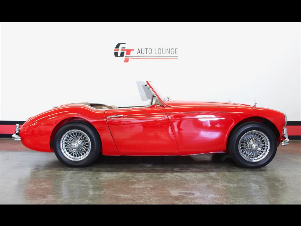 1962 Austin Healey 3000 BT7 - Photo 4 - Rancho Cordova, CA 95742