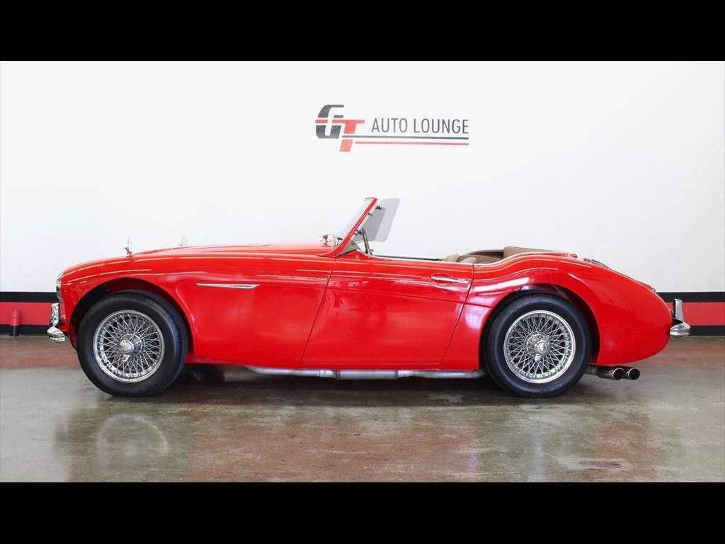 1962 Austin Healey 3000 BT7 - Photo 5 - Rancho Cordova, CA 95742