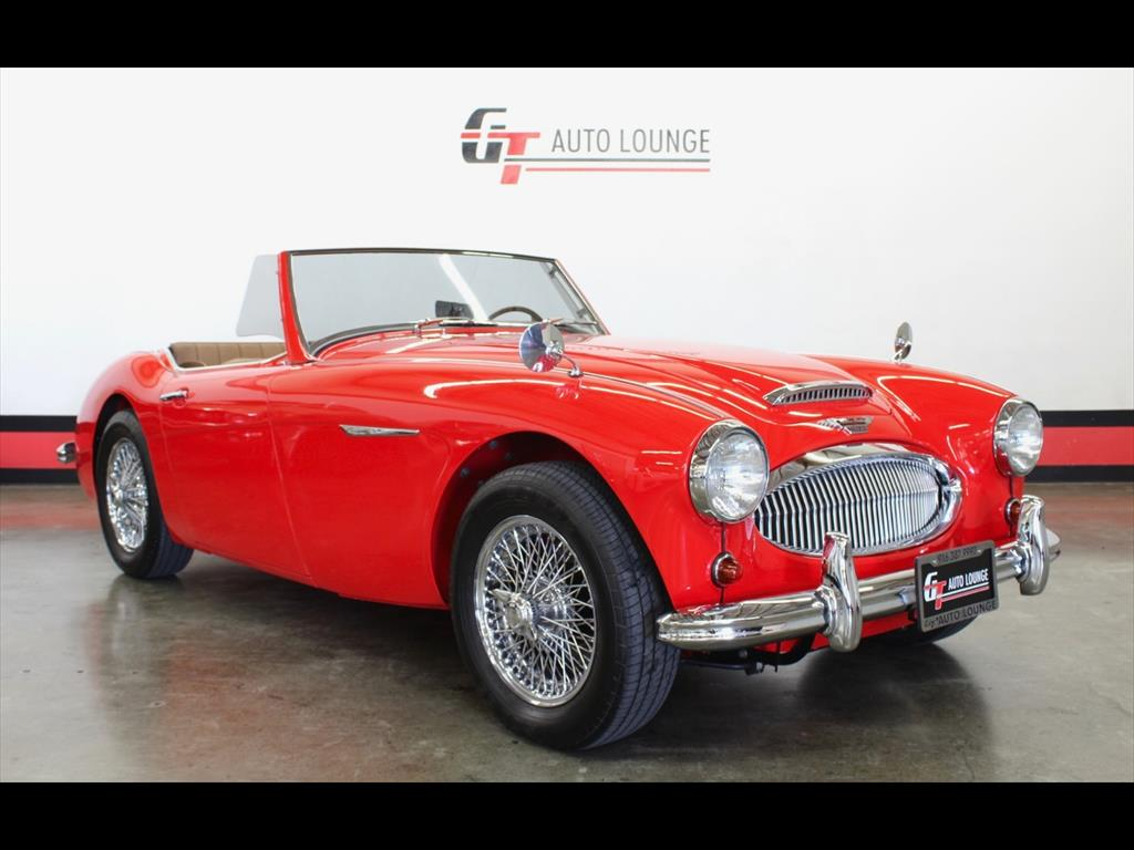 1962 Austin Healey 3000 BT7 - Photo 3 - Rancho Cordova, CA 95742