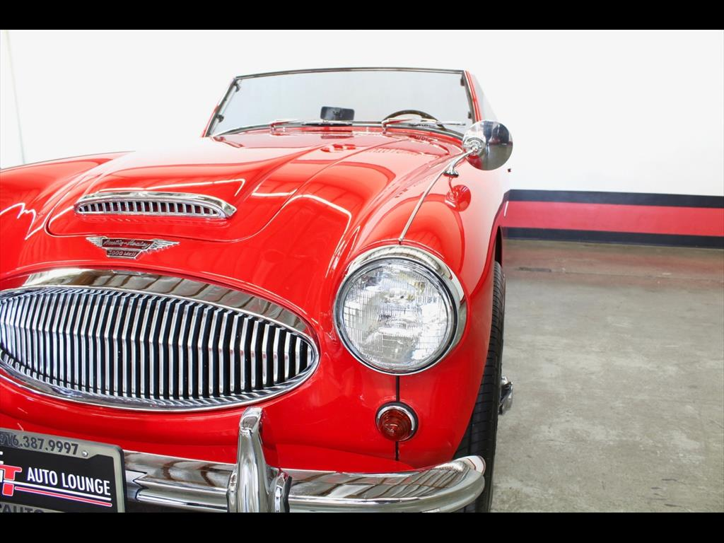 1962 Austin Healey 3000 BT7 - Photo 10 - Rancho Cordova, CA 95742