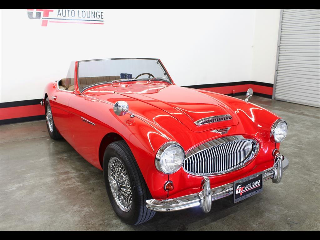 1962 Austin Healey 3000 BT7 - Photo 14 - Rancho Cordova, CA 95742