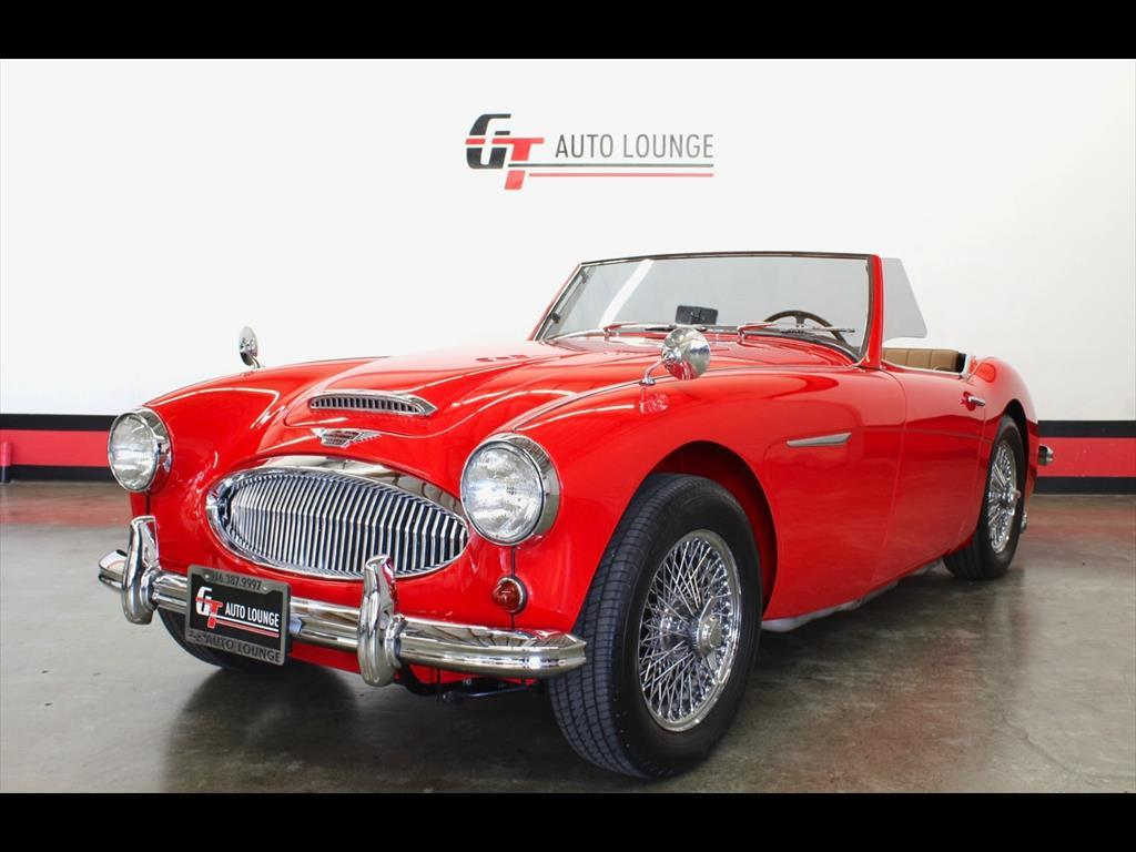 1962 Austin Healey 3000 BT7 - Photo 1 - Rancho Cordova, CA 95742