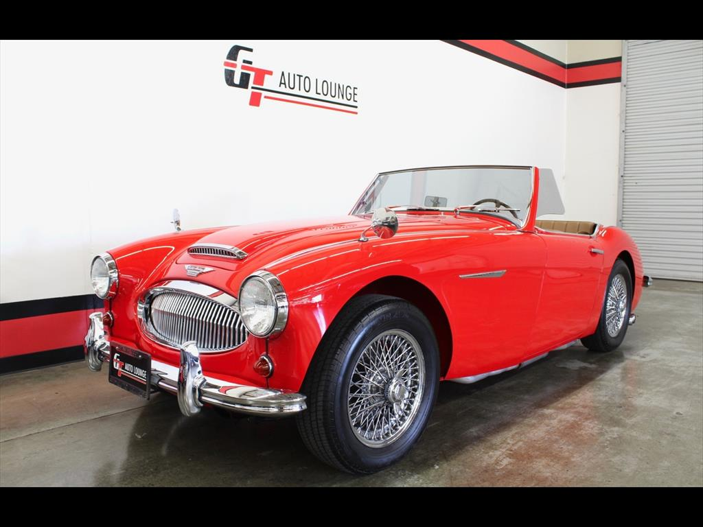 1962 Austin Healey 3000 BT7 - Photo 13 - Rancho Cordova, CA 95742
