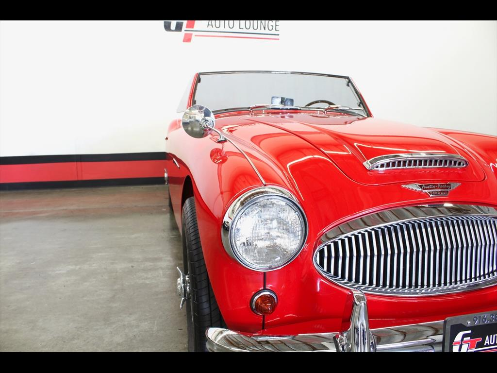 1962 Austin Healey 3000 BT7 - Photo 9 - Rancho Cordova, CA 95742