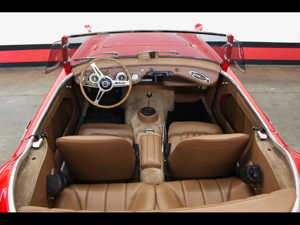 1962 Austin Healey 3000 BT7 - Photo 25 - Rancho Cordova, CA 95742