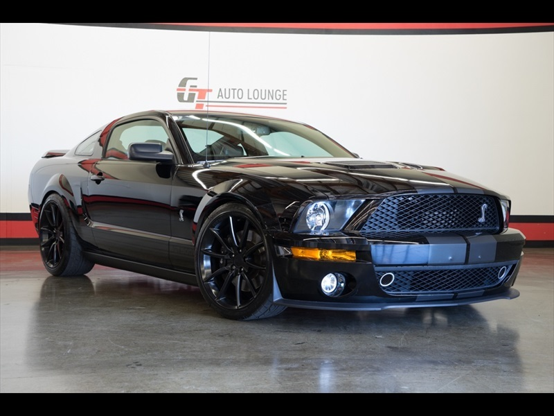 2008 ford mustang shelby gt500 for sale in rancho cordova ca stock 102116. Black Bedroom Furniture Sets. Home Design Ideas