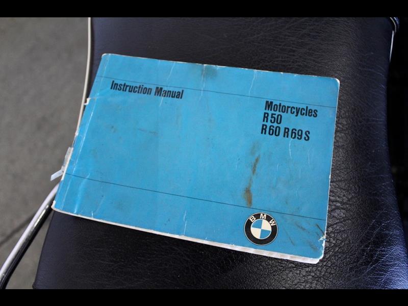 1968 BMW R69S Sidecar - Photo 29 - Rancho Cordova, CA 95742