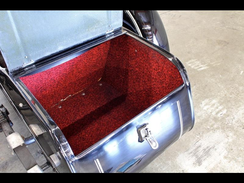 1968 BMW R69S Sidecar - Photo 16 - Rancho Cordova, CA 95742