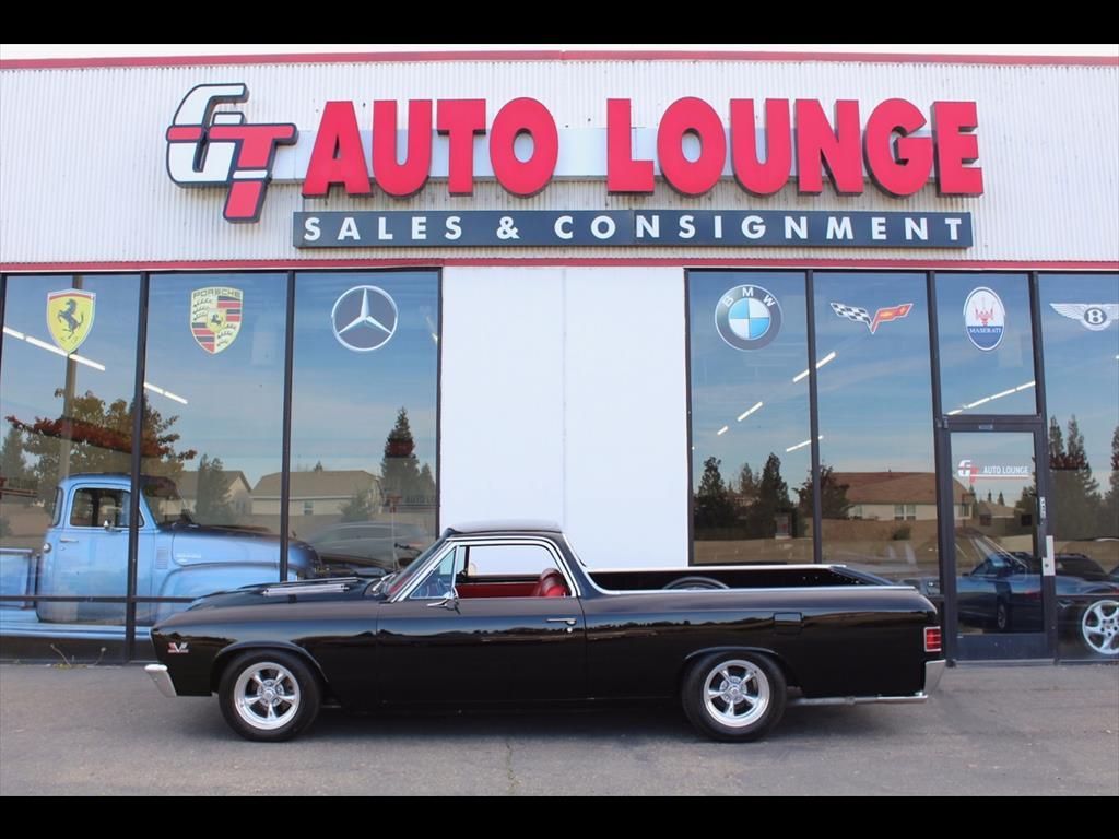 1967 Chevrolet El Camino - Photo 29 - Rancho Cordova, CA 95742