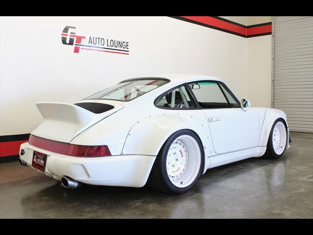 1992 Porsche 911 RWB - Photo 14 - Rancho Cordova, CA 95742