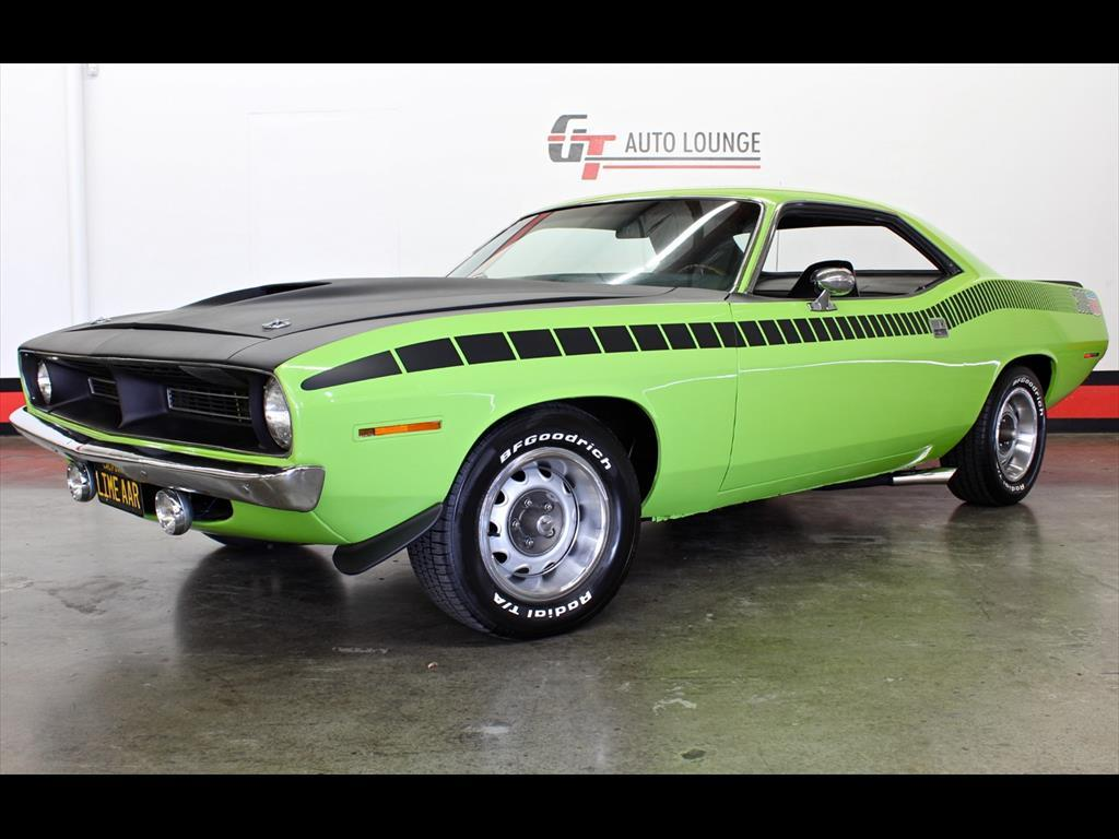 1970 Plymouth Barracuda Aar For Sale In Rancho Cordova Ca