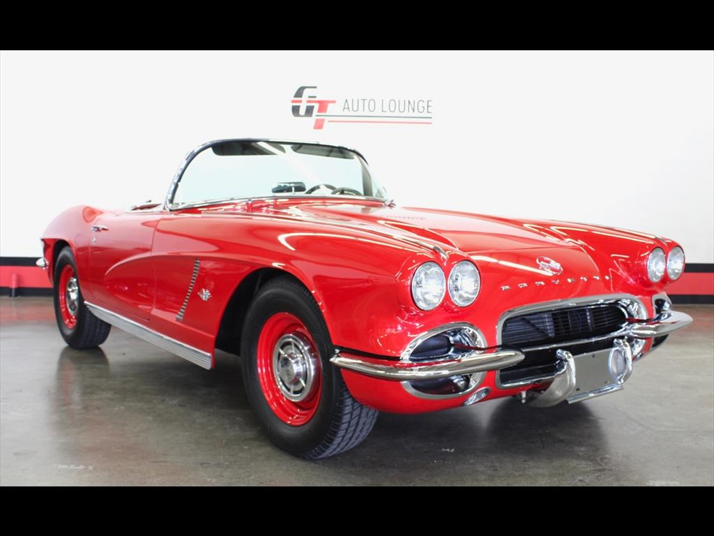 1962 Chevrolet Corvette - Photo 3 - Rancho Cordova, CA 95742