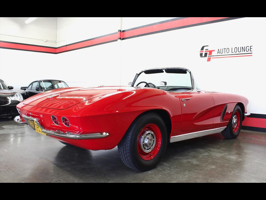 1962 Chevrolet Corvette - Photo 8 - Rancho Cordova, CA 95742