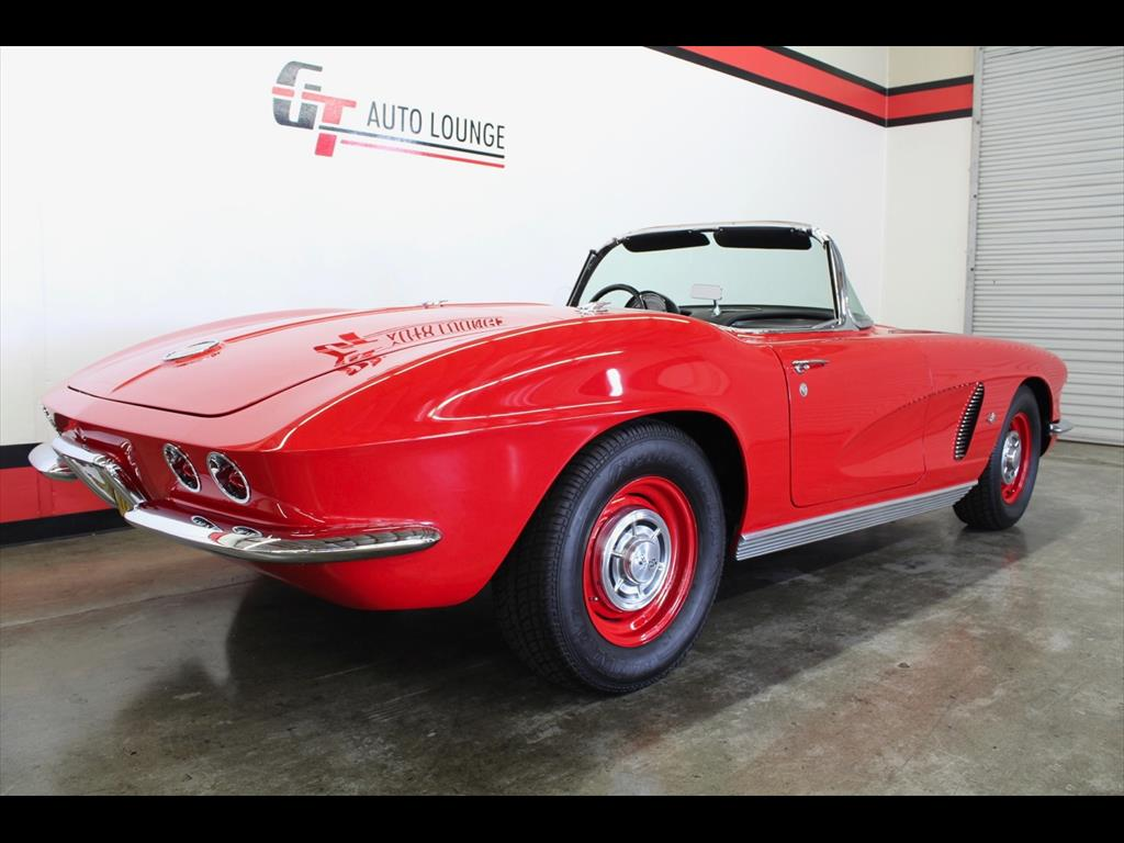 1962 Chevrolet Corvette - Photo 14 - Rancho Cordova, CA 95742