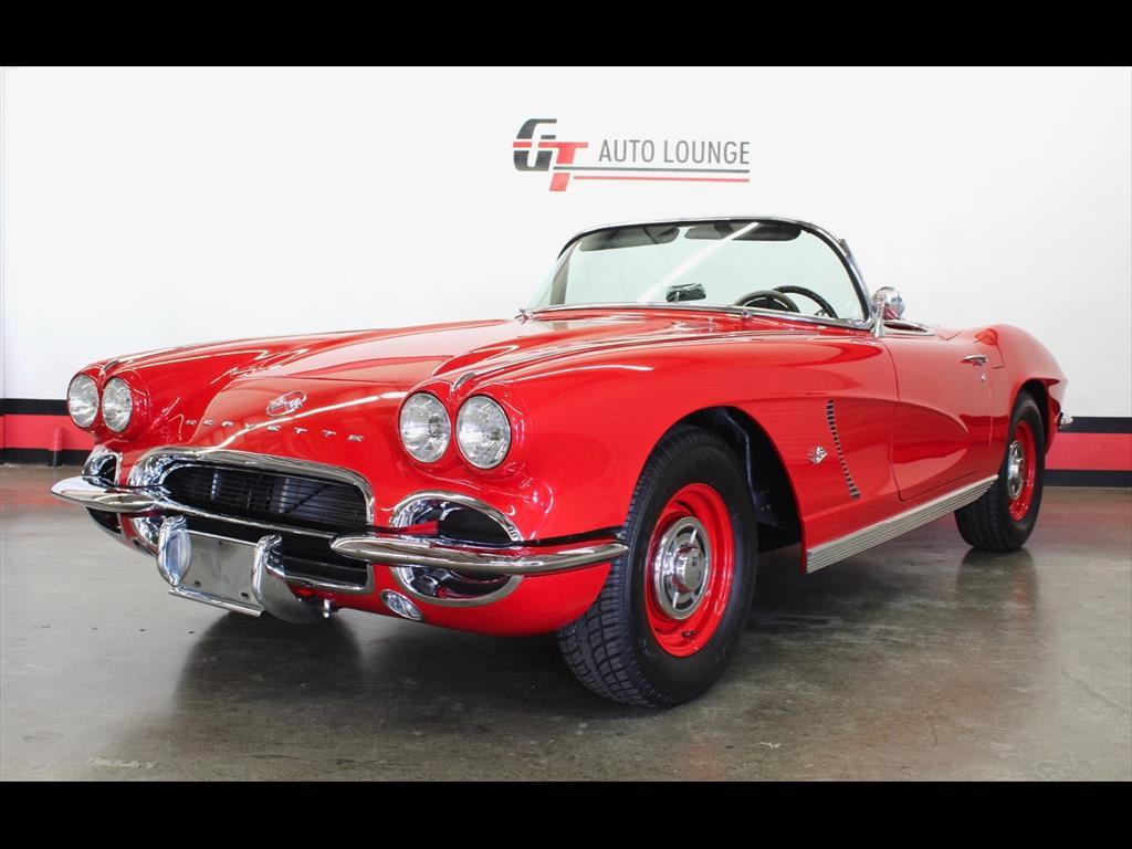 1962 Chevrolet Corvette - Photo 1 - Rancho Cordova, CA 95742