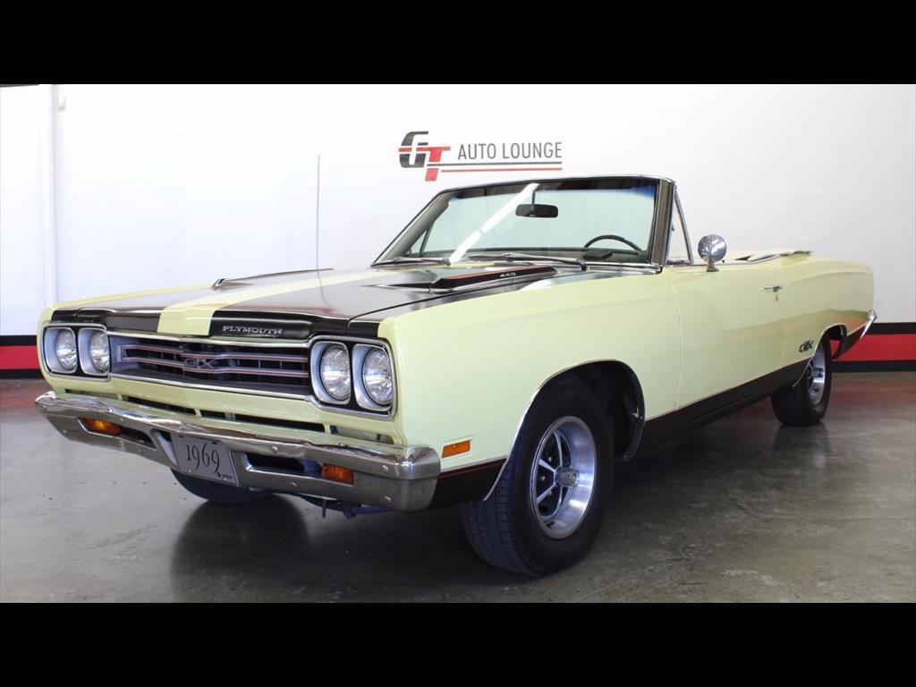 1969 Plymouth GTX - Photo 1 - Rancho Cordova, CA 95742