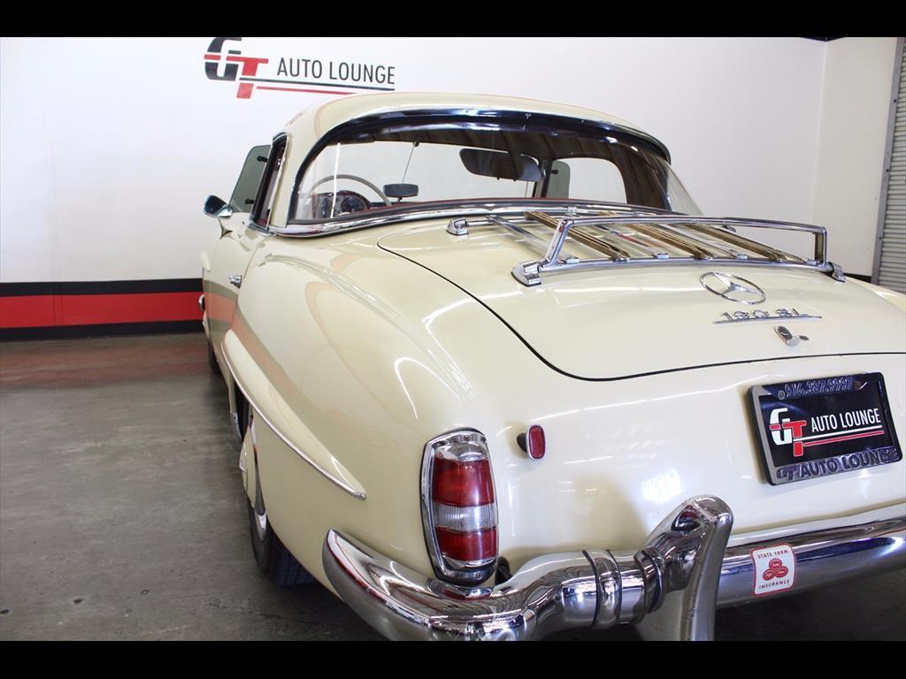1961 Mercedes-Benz 190SL - Photo 11 - Rancho Cordova, CA 95742
