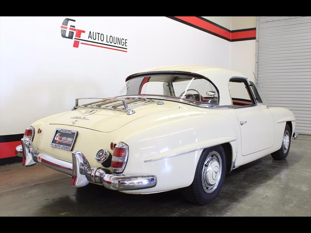1961 Mercedes-Benz 190SL - Photo 15 - Rancho Cordova, CA 95742